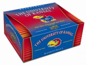2013-Upper-Deck-University-of-Kansas-Hobby-Box