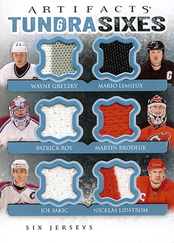 First-Look-2013-14-NHL-Upper-Deck-Artifacts-Tundra-Sixes-Jersey