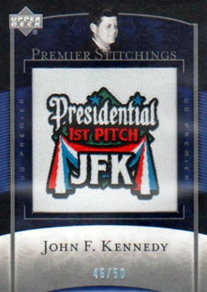 Collecting-JFK-Kennedy-John-Fitzgerald-Upper-Deck