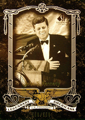 Collecting-John-Fitzgerald-Kennedy-JFK-SP-Legendary-Cuts-Americana