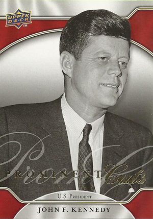 Collecting-John-Fitzgerald-Kennedy-JFK-Upper-Deck-Prominent-Cuts