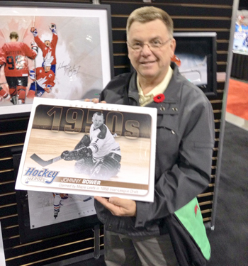 UD-Surprises-Hockey-Card-Fans-Sports-Card-Memorabilia-Expo-Hobby-Insider-Cyril-McDonald-Johnny-Bower