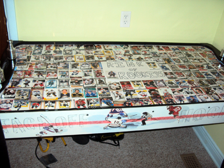 Upper-Deck-Your-Halls-Redecorate-Home-Office-Sports-Trading-Cards-Hockey-NHL-Sandanam-5