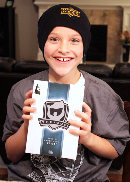 2012-13-NHL-The-Cup-Free-Pack-Kids-Wearing-Upper-Deck-Gear