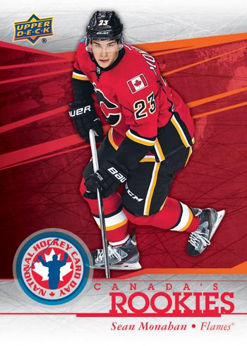 2014-National-Hockey-Card-Day-Canada-Upper-Deck-Rookies-Sean-Monahan