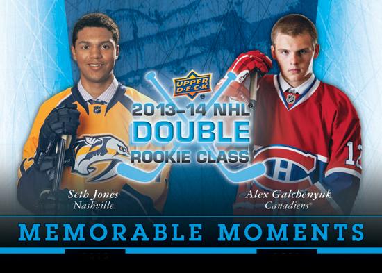 2014-Upper-Deck-National-Hockey-Card-Day-USA-America-Memorable-Moments-Jones-Galchenyuk