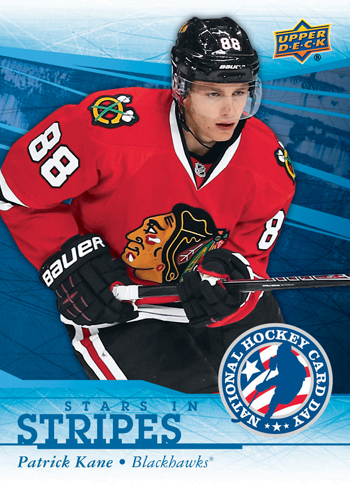 2014-Upper-Deck-National-Hockey-Card-Day-USA-America-Patrick-Kane