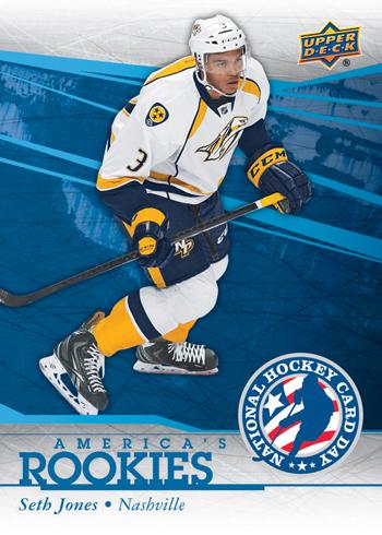 2014-Upper-Deck-National-Hockey-Card-Day-USA-Rookies-Seth-Jones