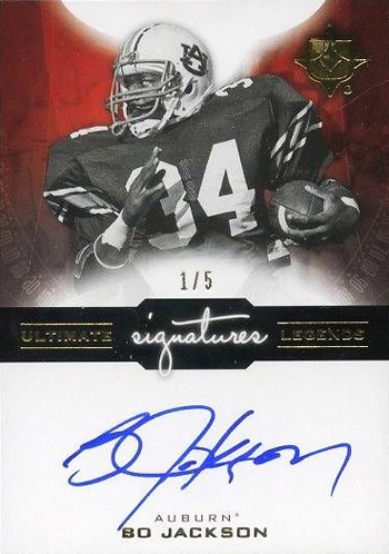 Live-2013-Upper-Deck-Ultimate-Collection-Footbal-Signatures-Bo-Jackson-5