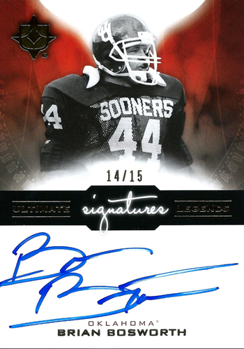 Live-2013-Upper-Deck-Ultimate-Collection-Footbal-Signatures-Brian-Bosworth
