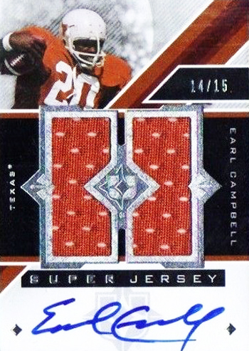 Live-2013-Upper-Deck-Ultimate-Collection-Footbal-Super-Jersey-Autograph-Earl-Campbell