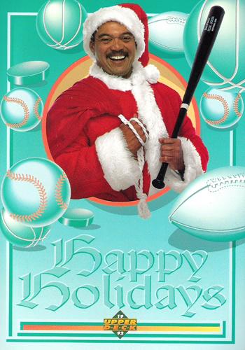 Santa-Card-1992-Reggie-Jackson
