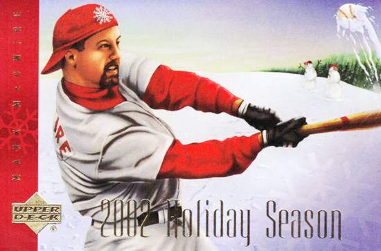 Santa-Card-2002-Mark-McGwire-Holiday-Snowball