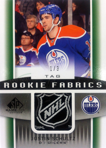 2013-14-NHL-SP-Game-Used-Authentic-Fabrics-Laundry-Tag-Justin-Schultz