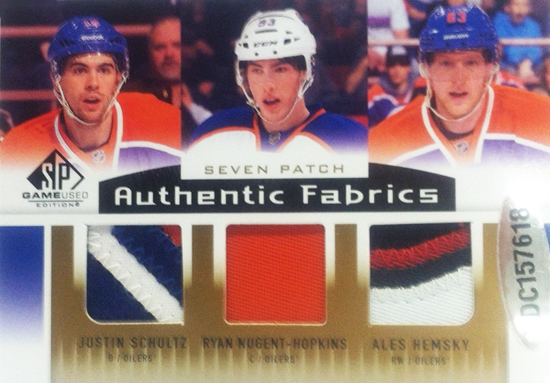 2013-14-NHL-SP-Game-Used-Authentic-Fabrics-Patch-7-Edmonton-Oilers-Back