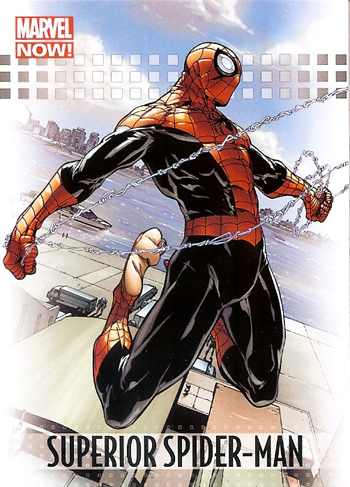 2014-Marvel-NOW-Upper-Deck-Base-Card-Superior-Spiderman