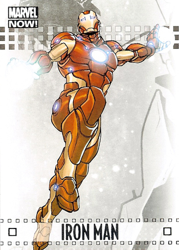 2014-Marvel-NOW-Upper-Deck-Iron-Man-Foil-Variant