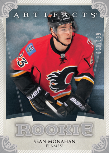 2013-14-NHL-Upper-Deck-Artifacts-Redeemed-Rookie-Redemption-Sean-Monahan
