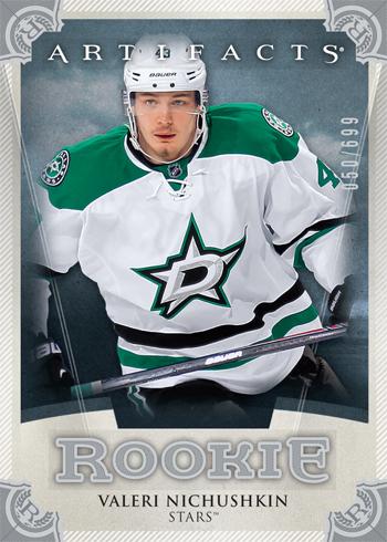 2013-14-NHL-Upper-Deck-Artifacts-Redeemed-Rookie-Redemption-Valeri-Nichushkin