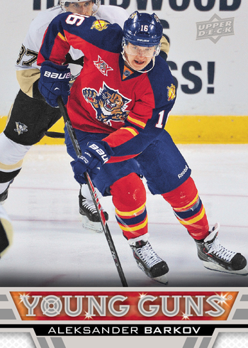 2013-14-NHL-Upper-Deck-Series-Two-Young-Guns-Aleksander-Barkov