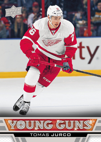 2013-14-NHL-Upper-Deck-Series-Two-Young-Guns-Tomas-Jurco