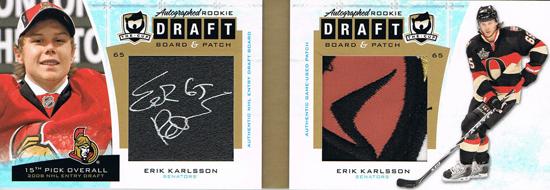 Erik-Karlsson-Ottawa-Senators-NHL-Upper-Deck-The-Cup-Rookie-Autograph