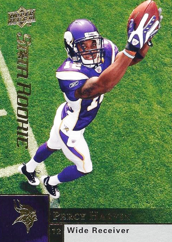 Seattle-Seahawks-2009-Percy-Harvin-Upper-Deck-Star-Rookie