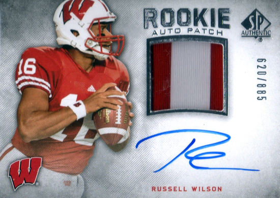 Seattle-Seahawks-2012-SP-Authentic-Russell-Wilson-Upper-Deck-Autogaph-Rookie-Patch
