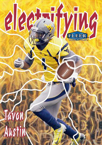 2013-Fleer-Retro-Football-Electrifying-Tavon-Austin