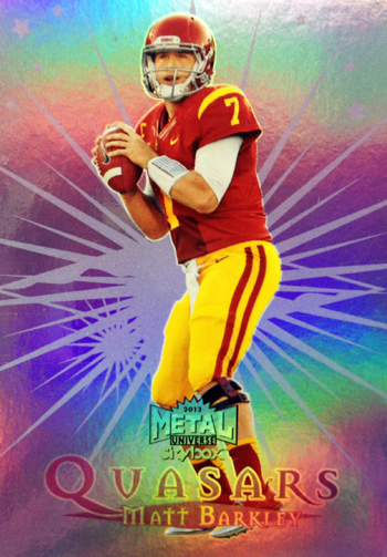 2013-Fleer-Retro-Football-Ultra-Rookie-Quasars-Matt-Barkley-Live-Scan