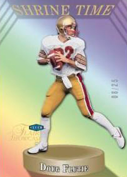 2013-Fleer-Retro-Football-Ultra-Shrine-Time-Doug-Flutie