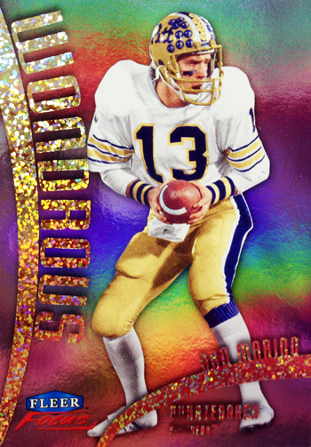 2013-Fleer-Retro-Football-Wondrous-Dan-Marino