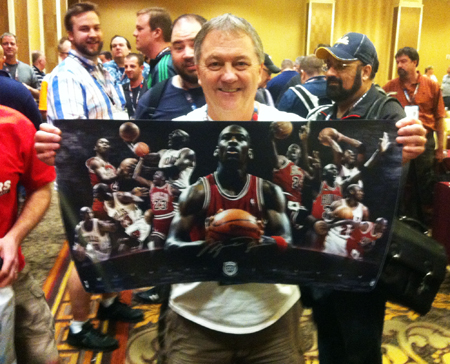 2014-Las-Vegas-Industry-Summit-Upper-Deck-Happy-Shop-Instant-Redemption-Michael-Jordan-Autograph