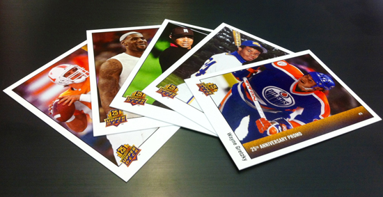2014-Upper-Deck-25th-Anniversary-Promotional-Card-Set