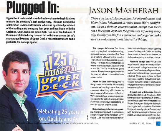 Sports-Business-Journal-Jason-Masherah-Upper-Deck-25th-Anniversary-Interview