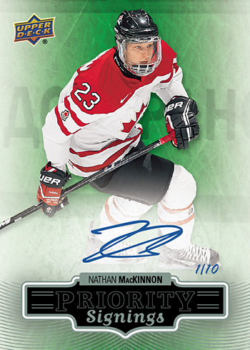 2014-NHL-Upper-Deck-Spring-Expo-Priority-Signings-Autograph-Nathan-MacKinnon
