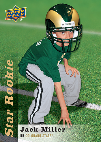 2014-Upper-Deck-Football-Star-Rookie-Jack-Miller-Front