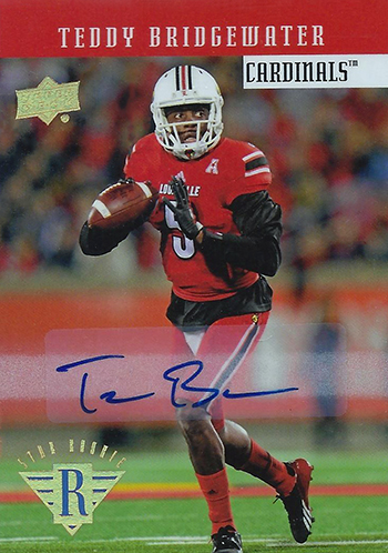 Live-Image-2014-Upper-Deck-Football-Star-Rookie-Autograph-Teddy-Bridgewater