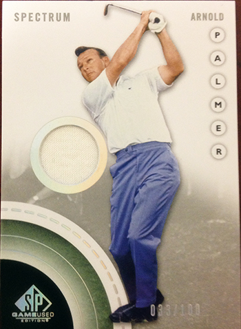 2014-SP-Game-Used-Golf-Memorabilia-Parallel-Arnold-Palmer