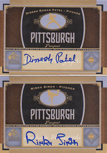Millions-Dollar-Arm-Dinesh-Kumar-Patel-Upper-Deck-2012-SP-Signature-Edition-Autograph-Card