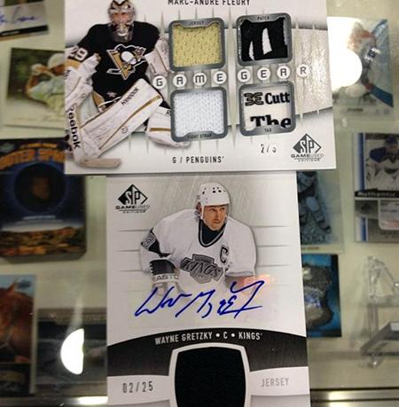 Spring-Expo-Toronto-Sport-Card-Memorabilia-Upper-Deck-Gretzky-Autograph