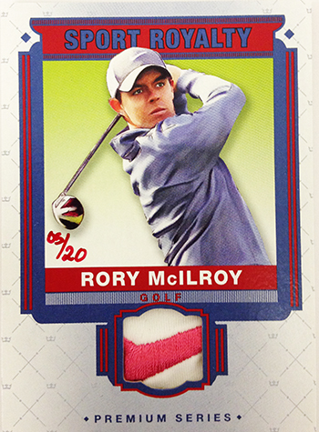 2014-Goodwin-Champions-Memorabilia-Sports-Royalty-Rory-McIlroy-Golf