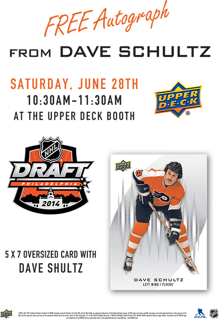 2014-NHL-Draft-Autograph-Session-Dave-Schultz