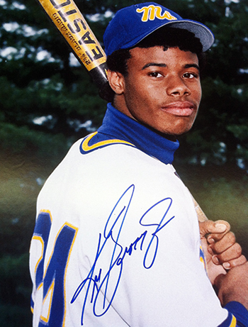 2014-Upper-Deck-Father-of-the-Year-25th-Anniversary-Ken-Griffey-Jr-Autographed-Blow-Up-Card-Prize-Winner-Close