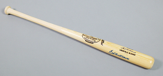 Beckett-Auctions-Ted-Williams-Bat-Autographed-UDA