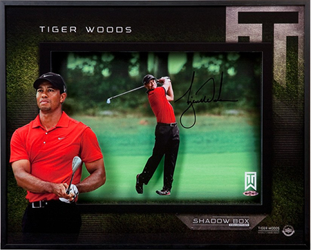 Group-Gift-Idea-The-Man-Who-Has-Everything-Autographed-Tiger-Woods-Shadow-Box-Memorabilia