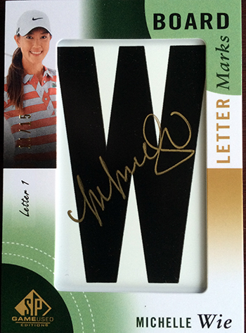 Michelle-Wie-2014-SP-Game-Used-Golf-Leaderboard-Lettermarks-Autograph-W