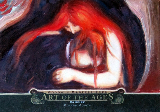 2014-Goodwin-Champions-Upper-Deck-Art-of-the-Ages-Edvard-Munch-Vampire