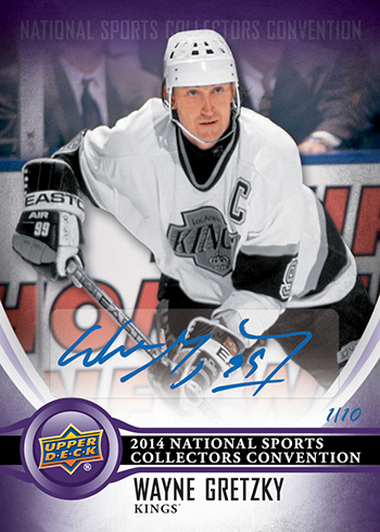2014-Upper-Deck-National-Sports-Collectors-Convention-Wrapper-Redemption-Autograph-Wayne-Gretzky