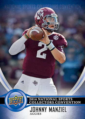2014-Upper-Deck-National-Sports-Collectors-Convention-Wrapper-Redemption-Johnny-Manziel